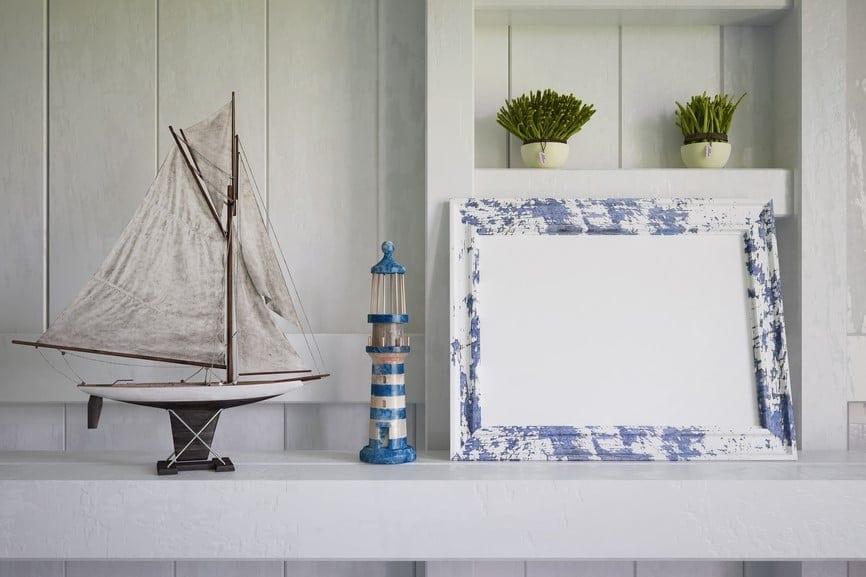 Meer erleben: Einrichten im Strandhausstil